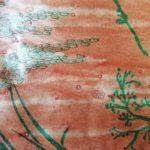米袋に柿渋